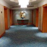 elevator hallway