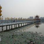 pont et pagode