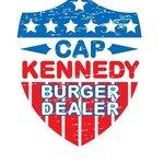 Cap Kennedy Burger Dealer
