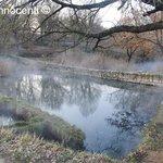 Le Caldane: altra immagine della vasca