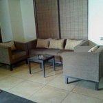 Super deluxe sitting area