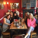 Fun at the Unthank Arms