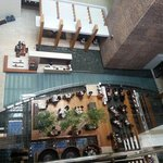 Very nice lobby