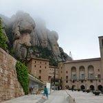 Монастырь Montserrat