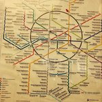 Gute Lage an der U-Bahnstation Prospekt Mira