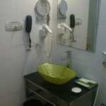 Dryer, phone ....