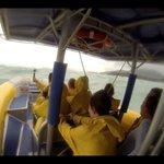 On board Ocean Raft