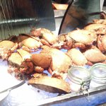 Crabs, prawns and crayfish,,,