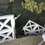 cloture terrasse