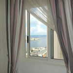 View of Valetta Harbour from room 512