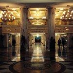 Beeindruckende Lobby