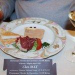 Foie Gras Maison et Magret de Canard