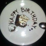 Birthday treat!