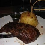 Skirt Steak & Mofungo