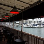 The Nautical Bean Coffee Company located in the beautiful Oceanside Harbor.