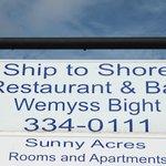 ภาพถ่ายของ Ship to Shore Restaurant & Bar