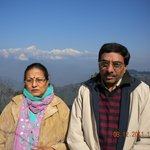 Going to Mirik - Kuldip & Veena chopra