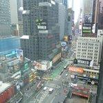 Quarto com Vista para Times Square