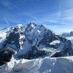 top of Belvedere mountain