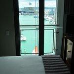Bedroom and Balcony