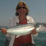 King Mackerel Catch with Lorenzo