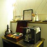 servizio the caffe gratuito