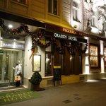 ingresso Hotel Graben