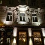 Facciata Hotel Graben