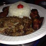 vaca frita (fried beef) very good!!!!