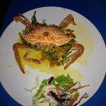 Krabbenfleisch