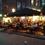 best terrace in Amsterdam