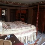 Our bedroom the d.j. pattee