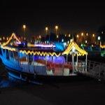 Boat at Corniche