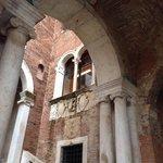 Dall interno basilica