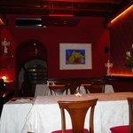 Seconda sala ristorante