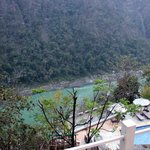 View of Ganga from the Hotel