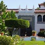 Entry to the Cultural Center of Ensenada