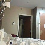 7th floor standard double room