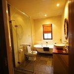 Notre salle de bains et douche