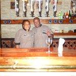Friendly Bartenders, Good Drinks