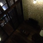 The mezzanine frm our bedroom...