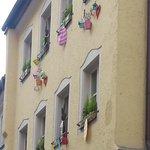 Altstadthotel Engel von außen