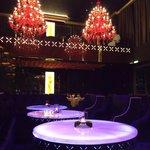 Piano bar at Sass cafe