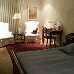 Charmiga rum med bekväma sängar