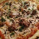 Pizza le borgne