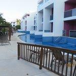 Yucatan platinum swim up rooms