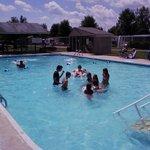 Crystal Springs pool