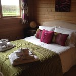 Double room in lodge 4