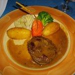 Steak au Edens Grill