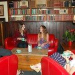 Coffee at The Rose Irish Pub